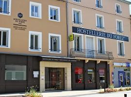 Hostellerie du Forez - Fassade
