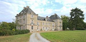 Chateau de Cop Choux - Schloss von Cop Choux