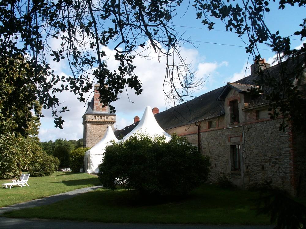 Domaine du thiemay - esterno