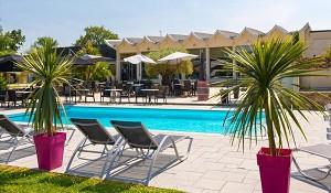 BRIT HOTEL Nantes Vigneux, L'Atlantel - Schwimmbad