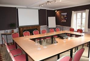 Le Fief des Cordeliers - sala de reuniones