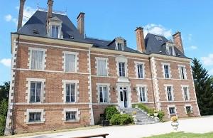 Chateau de Villette - Loiret seminar castle