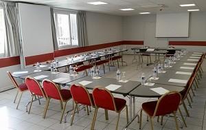 Hotel-Restaurant L'Amandier - Seminario camera