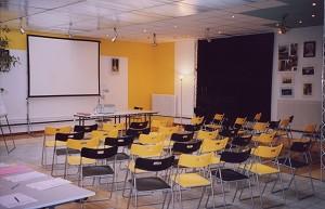 Hangar Montrouge - Meeting Room