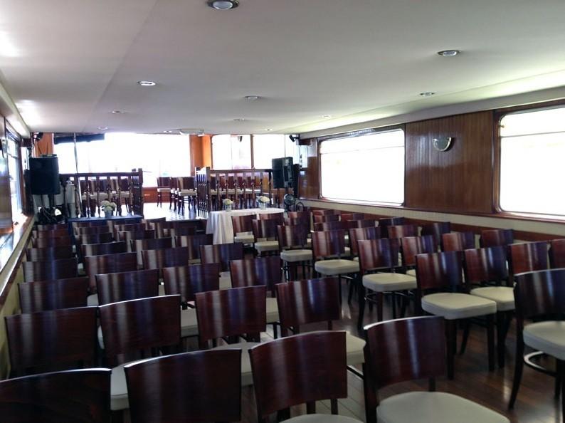 Muelle 55 - Cabo Sena - Sala de seminarios