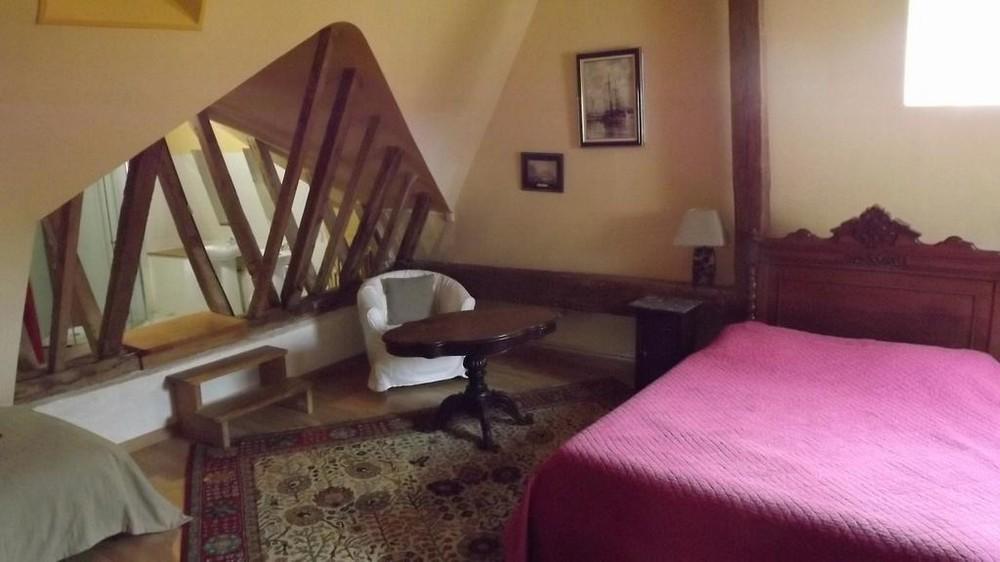 Herrenhaus von Rouesse - Zimmer