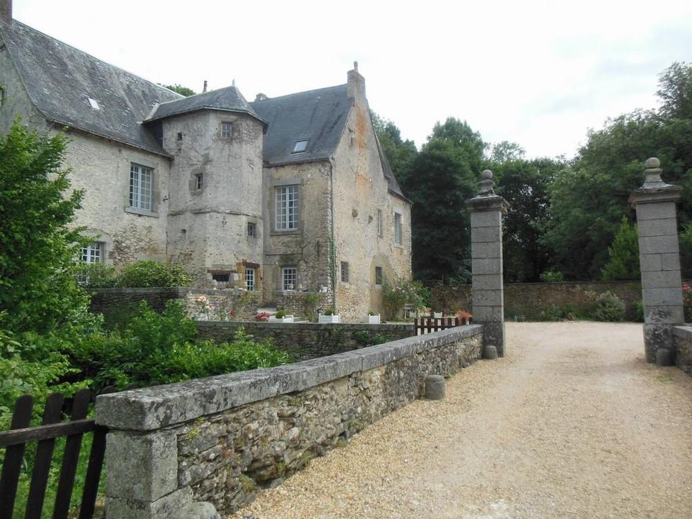 Casa señorial de Rouesse - exterior