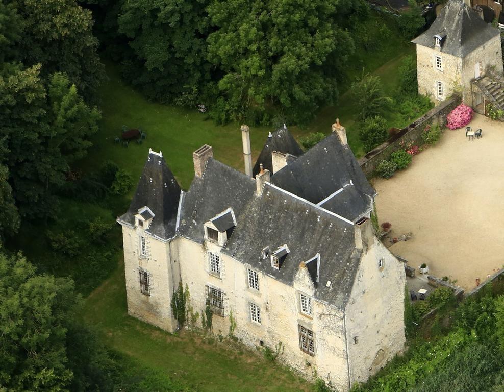 Casa señorial de Rouesse - fachada