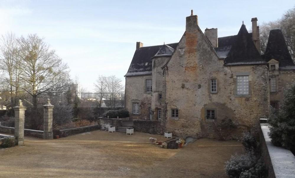 Manoir de rouesse - luogo di seminario in lavanda