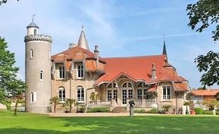 Chateau de Manoncourt - seminario Manoncourt Seille