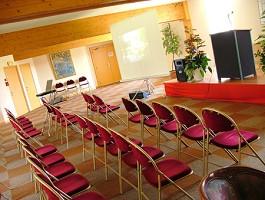 Castillo Thillombois - Sala de reuniones