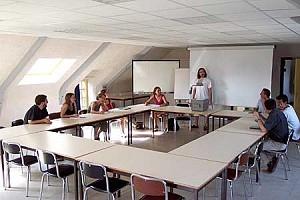 Kerguehennec reception center - Bignan seminar
