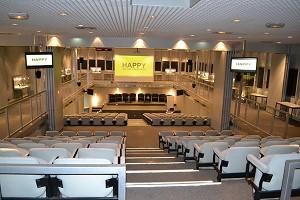 Cescom - Sala de conferencias