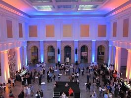 Atrium - The Palace of Fine Arts