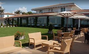 Hotel Rest. Le Richelieu - seminário Dax