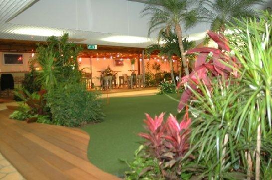City golf - organizing events