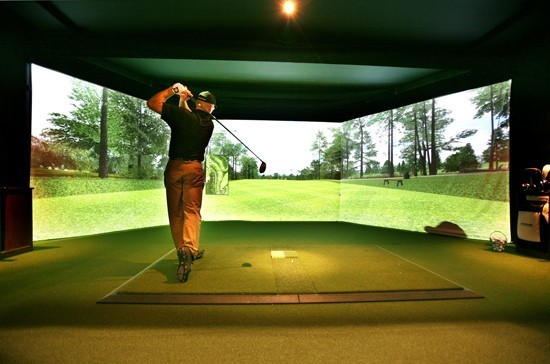 City Golf - Indoor-Golfanlage