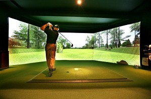 City Golf - Indoor Golf Centre