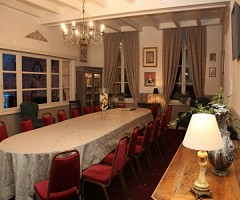 Pequeño salón - Le Pré Fleuri