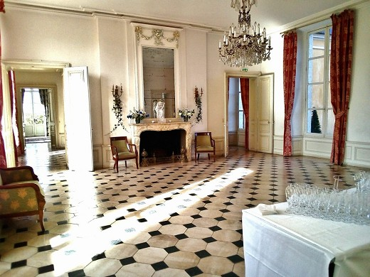 Chateau de domerville - business reception