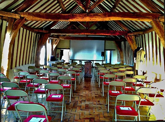 Chateau de domerville - meeting room