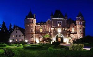 Castillo de Maulmont - Castillo de seminarios Auvernia