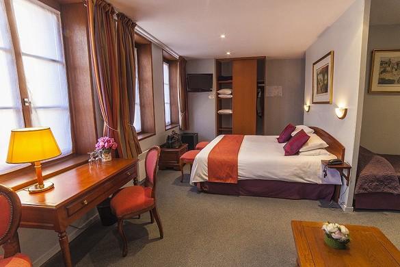 Hotel di alta Montreuil - Camera