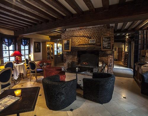 Hotel di alta Montreuil - salotto