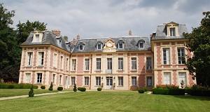 Chateau de Villiers Bacle la vista esterna