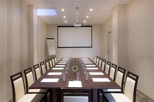 Best Western Plus Hotel Le Rive Droite SPA - Sala de reuniones