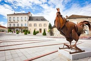 Hotel Lameloise - Esterno