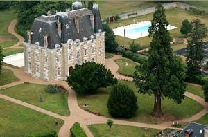 Chateau de Montbraye - seminario Parigné l'Evêque