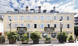 Million Hotel - Esterno dell'hotel