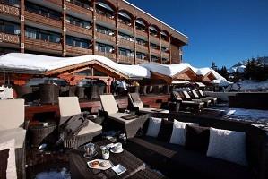 Alpes Hotel Du Pralong - fora
