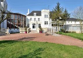 Hotel Chateau des Tourelles - Außenansicht