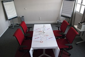 Grasse meeting room
