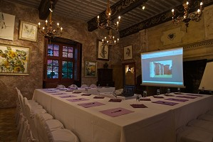 Renaissance Room - Chateau De Mauriac