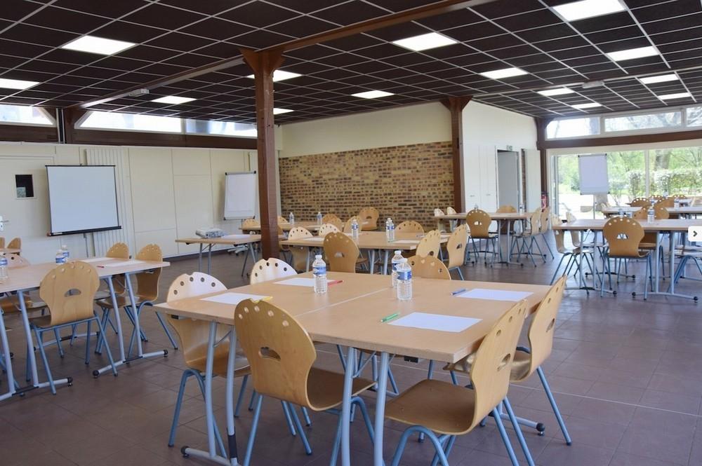 Base De Loisirs De Saint Quentin En Yvelines Salle Seminaire