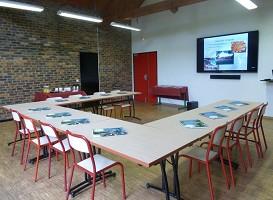 Freizeitzentrum Saint Quentin En Yvelines - Salle des Colverts