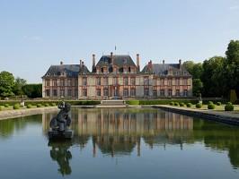 Castillo y naranjal de Breteuil - Fachada