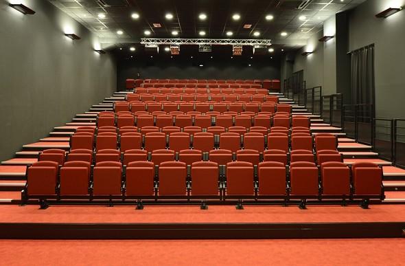 Paxton mlv - auditorium