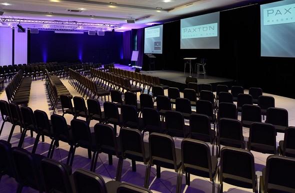 Paxton mlv - sala de seminarios