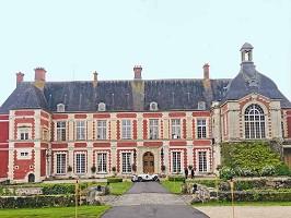 Château de Lesigny - Facade