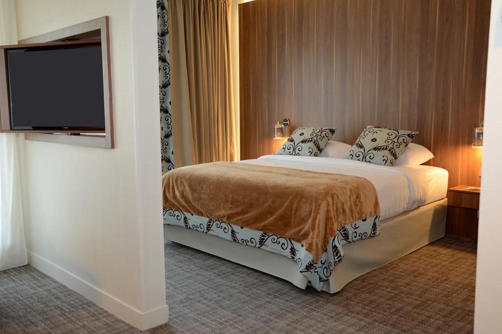 Forges estate - bedroom