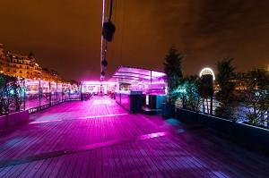 Bateau Concorde Atlantique - The evening boat