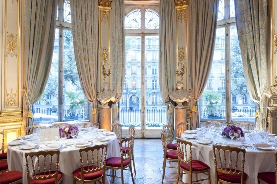 Musee jacquemart andre salle s minaire paris 75 for Vente lieu atypique paris