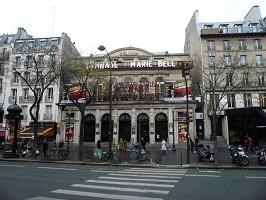 Teatro del Gimnasio - Marie Bell - seminario de París