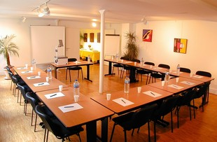 Seminar room: The Saint Nicholas Court -