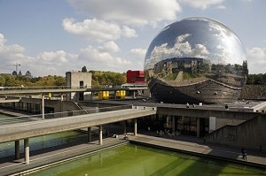 La Geode - París seminario