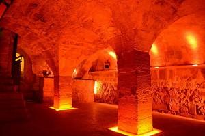 Cave des Bernardins - París seminario